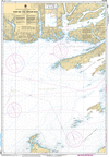 CHS Print-on-Demand Charts Canadian Waters-4827: Hare Bay to/€ Fortune Head, CHS POD Chart-CHS4827