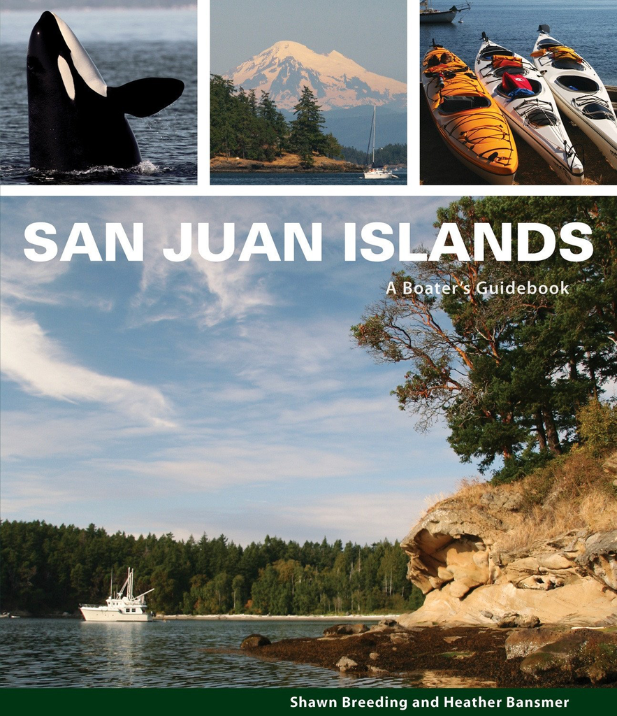 Captain's-Nautical-Supplies-San-Juan-Islands-Boater's-Guidebook-Heather-Bansmer-Shawn-Breeding-Blue-Latitude-Press