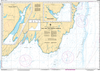 CHS Print-on-Demand Charts Canadian Waters-4844: Cape Pine to/€ Renews Harbour, CHS POD Chart-CHS4844