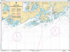 CHS Print-on-Demand Charts Canadian Waters-4640: Isle aux Morts and Approaches/et les approches, CHS POD Chart-CHS4640