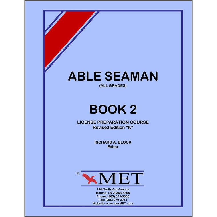 Able Seaman All Grades Book 2