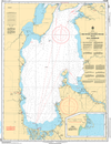 CHS Print-on-Demand Charts Canadian Waters-6251: Red River / RiviЏre Rouge to/€ Gull Harbour, CHS POD Chart-CHS6251