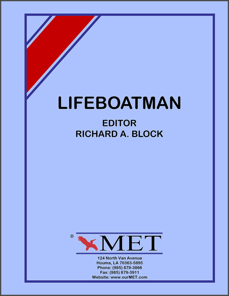 Lifeboatman Certification Study Guide