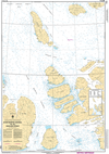 CHS Print-on-Demand Charts Canadian Waters-7980: Byan Martin Channel to/au Maclean Strait, CHS POD Chart-CHS7980