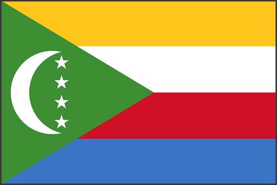 Flag of Comoros