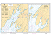 CHS Print-on-Demand Charts Canadian Waters-4843: Head of / Fond de St Marys Bay, CHS POD Chart-CHS4843