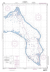 NGA Chart 81715: Kwajalein Atoll (Marshall Islands)