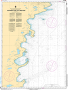CHS Print-on-Demand Charts Canadian Waters-6358: Northwest Point to/€ Jones Point, CHS POD Chart-CHS6358