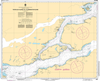 CHS Print-on-Demand Charts Canadian Waters-4724: Ticoralak Island to/€ Carrington Island, CHS POD Chart-CHS4724