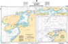CHS Print-on-Demand Charts Canadian Waters-4529: Fogo Harbour Seal Cove and Approaches/et les approches, CHS POD Chart-CHS4529