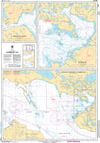 CHS Print-on-Demand Charts Canadian Waters-7750: Approaches to/Approches € Cambridge Bay, CHS POD Chart-CHS7750