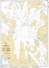 CHS Print-on-Demand Charts Canadian Waters-7791: Bathurst Inlet - Northern Portion/Partie nord, CHS POD Chart-CHS7791