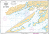 CHS Print-on-Demand Charts Canadian Waters-5512: Smith Island to/€ Knight Harbour, CHS POD Chart-CHS5512