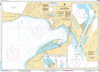 CHS Print-on-Demand Charts Canadian Waters-4885: Port Harmon and Approaches/et les approches, CHS POD Chart-CHS4885