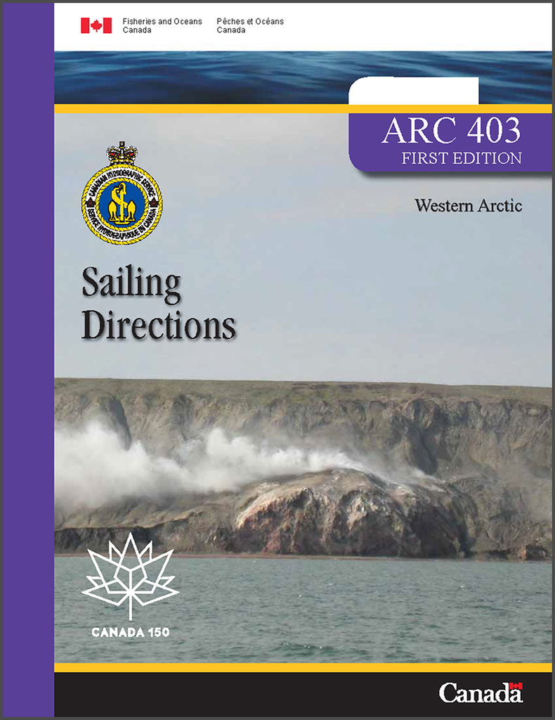Sailing Directions ARC403E: Western Arctic