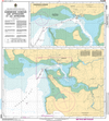 CHS Print-on-Demand Charts Canadian Waters-4459: Summerside Harbour and Approaches/et les approches, CHS POD Chart-CHS4459
