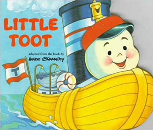 Captain's-Nautical-Supplies-Little-Toot-Board-Book-Hardie-Gramatky