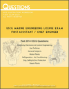Marine Engineering License Exam Question Bank: First Assistant / Chief Engineer (1AE/CE)