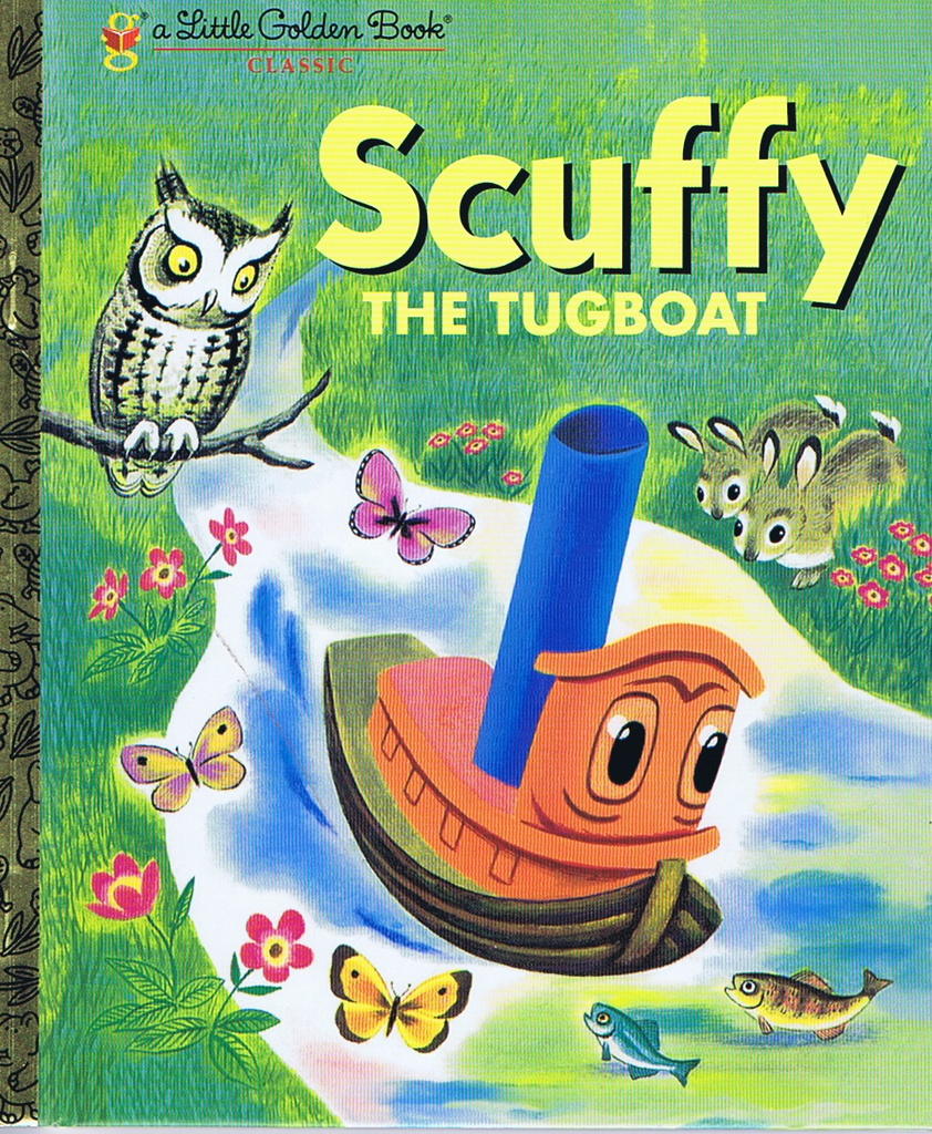 Scuffy the Tugboat