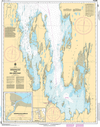 CHS Print-on-Demand Charts Canadian Waters-6271: Winnipegosis to/€  Red Deer Point, CHS POD Chart-CHS6271