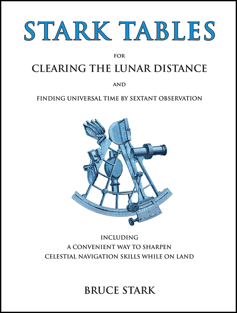 Stark Tables for Clearing the Lunar Distance