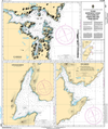 CHS Print-on-Demand Charts Canadian Waters-4507: Plans - Northeast Coast/C™te Nord-Est Newfoundland/Terre-Neuve, CHS POD Chart-CHS4507