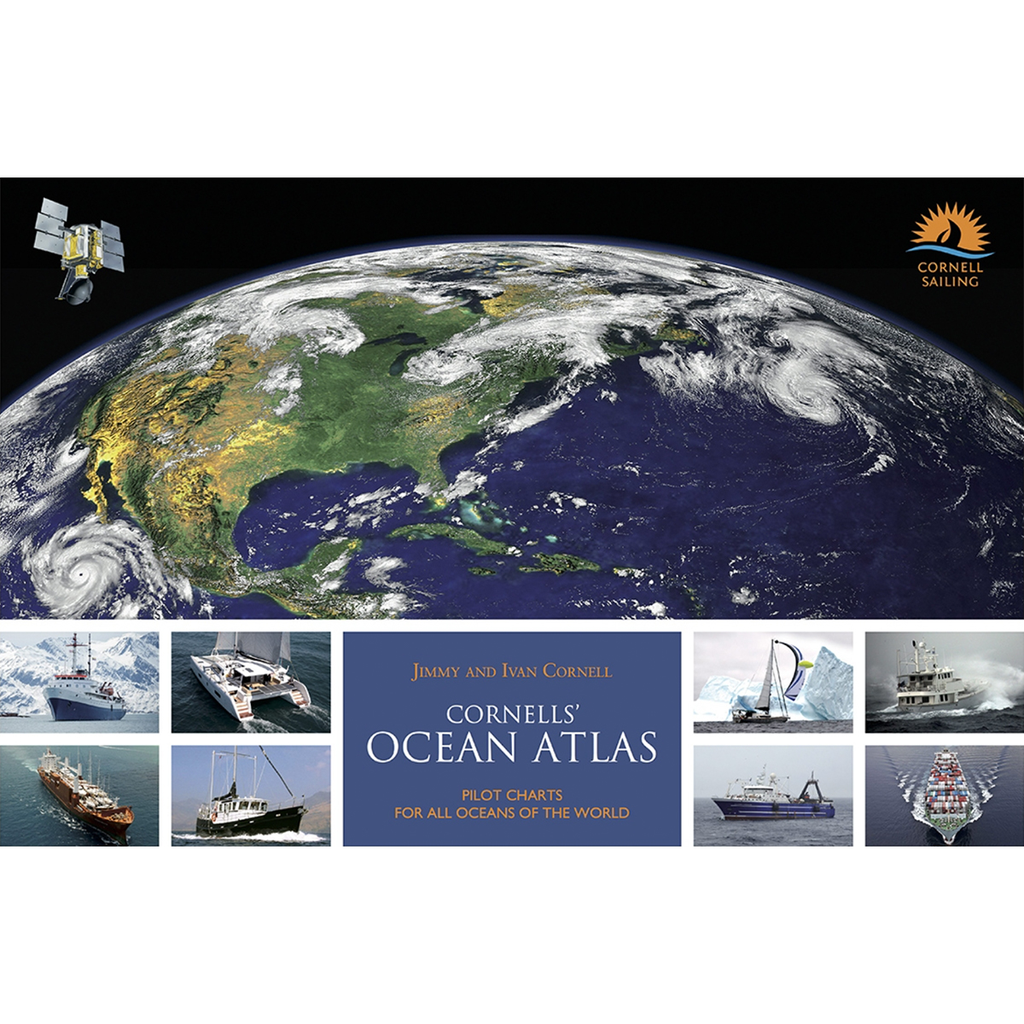 Cornell's Ocean Atlas: Pilot Charts for All Oceans of the World, Second Edition