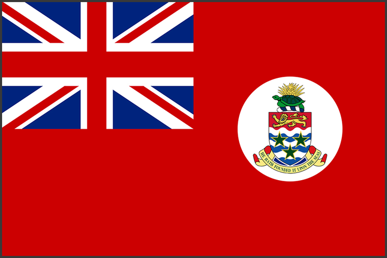 Flag of Cayman Islands (Ensign)