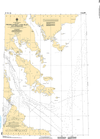 CHS Print-on-Demand Charts Canadian Waters-7404: Frozen Strait, Lyon Inlet and Approaches, CHS POD Chart-CHS7404