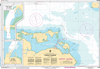 CHS Print-on-Demand Charts Canadian Waters-4483: Caribou Harbour, CHS POD Chart-CHS4483