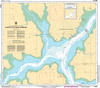 CHS Print-on-Demand Charts Canadian Waters-4460: Charlottetown Harbour, CHS POD Chart-CHS4460