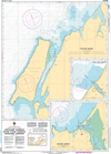 CHS Print-on-Demand Charts Canadian Waters-4449: ChЋticamp, Grand ѓtang and Margaree Harbours, CHS POD Chart-CHS4449