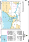 CHS Print-on-Demand Charts Canadian Waters-4955: Havre-aux-Maisons, CHS POD Chart-CHS4955