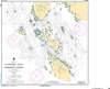 CHS Print-on-Demand Charts Canadian Waters-7126: Culbertson Island to Frobishers Farthest, CHS POD Chart-CHS7126
