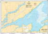 CHS Print-on-Demand Charts Canadian Waters-4912: Miramichi, CHS POD Chart-CHS4912