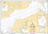 CHS Print-on-Demand Charts Canadian Waters-7779: Dease Strait, CHS POD Chart-CHS7779