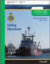 Sailing Directions CEN300E: General Information, Great Lakes
