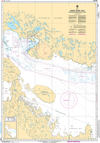 CHS Print-on-Demand Charts Canadian Waters-7782: Queen Maud Gulf Western Portion/Partie Ouest, CHS POD Chart-CHS7782