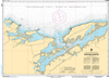 CHS Print-on-Demand Charts Canadian Waters-4445: Merigomish Harbour, CHS POD Chart-CHS4445