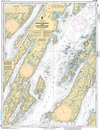 CHS Print-on-Demand Charts Canadian Waters-4619: Presque Harbour to/€ Bar Haven Island and/et Paradise Sound, CHS POD Chart-CHS4619