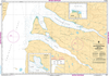 CHS Print-on-Demand Charts Canadian Waters-7512: Strathcona Sound and/et Adams Sound, CHS POD Chart-CHS7512