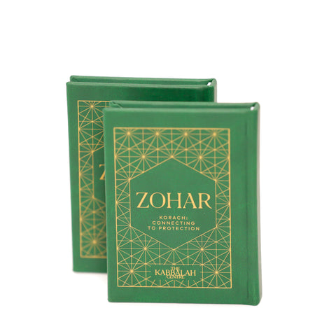 ** NEW ** Korach Mini Zohar: Connecting to Protection (Aramaic, Hardcover)