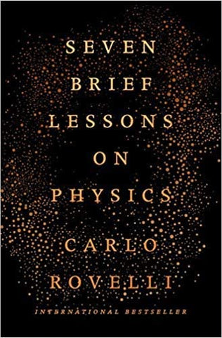 7 Brief Lessons on Physics (EN,HC)