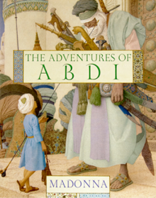 The Adventures of Abdi, Madonna (English, Hardcover)