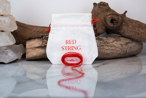 The Red String Pouch