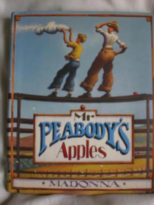 Mr. Peabody's Apples (English, Hardcover)