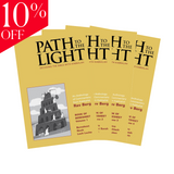 Path to the Light Vol 1-4 (English, Hardcover)