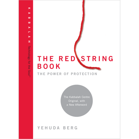 The Red String Book: The Power of Protection (English, Hardcover)