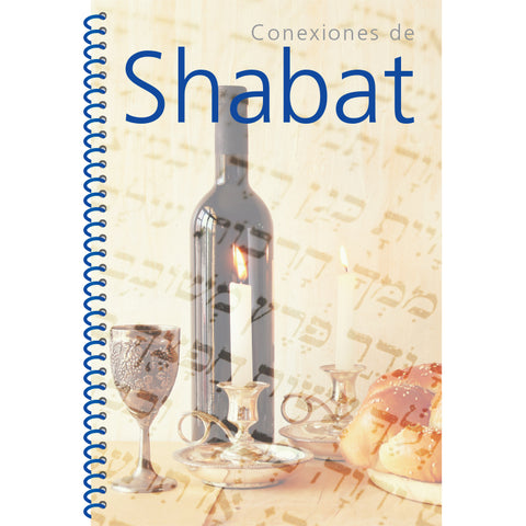 Shabbat Connections (Spanish, Paperback)