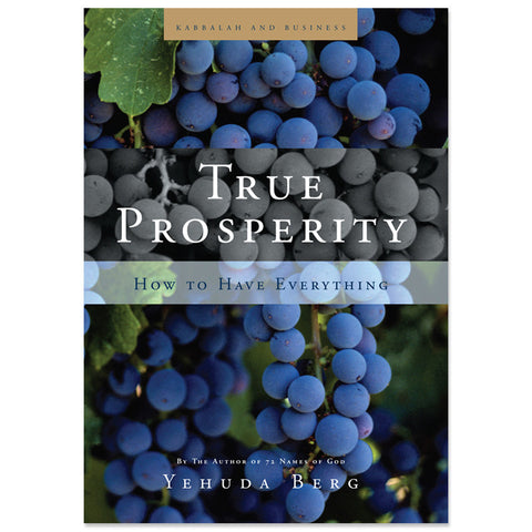 True Prosperity (English, Hardcover)